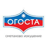 лого ОГОСТА - клиент на kloG BG