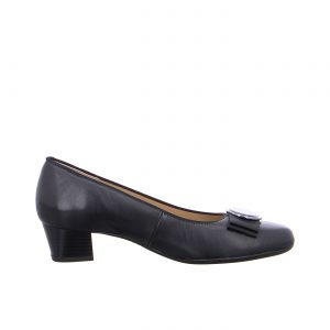 Дамски елегантни обувки на ток ara New Nitza 12-45882-01 черни - снимка 2