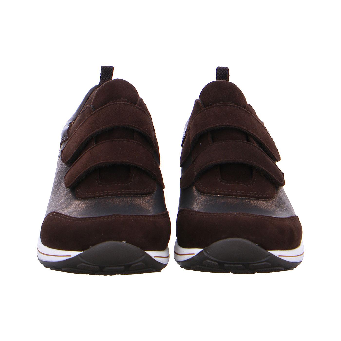 Дамски спортни обувки с велкро ara 12-44520-79 кафяви - снимка 6