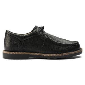 Мъжки обувки Birkenstock Pasadena Men - ест. кожа, черни - снимка 2