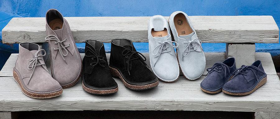 обувки Birkenstock - визии на новите модели есен - зима 2020