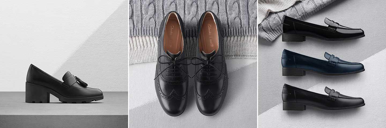 дамски обувки Clarks - колекция дамски модели есен 2020