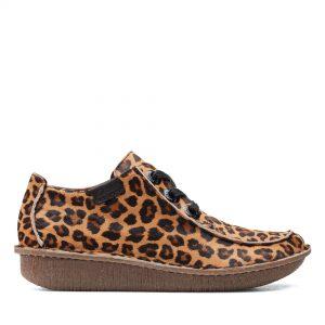 Дамски ежедневни обувки Clarks Funny Dream Leopard Print - снимка 2
