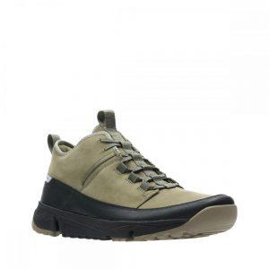 Мъжки спортни обувки Clarks Tri Track Go GTX от ест. кожа - снимка 1