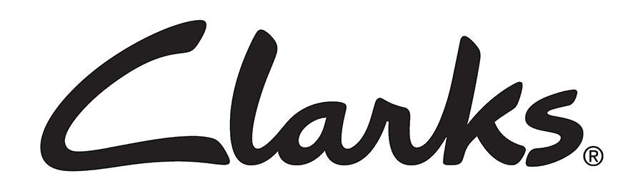 обувки Clarks лого голямо