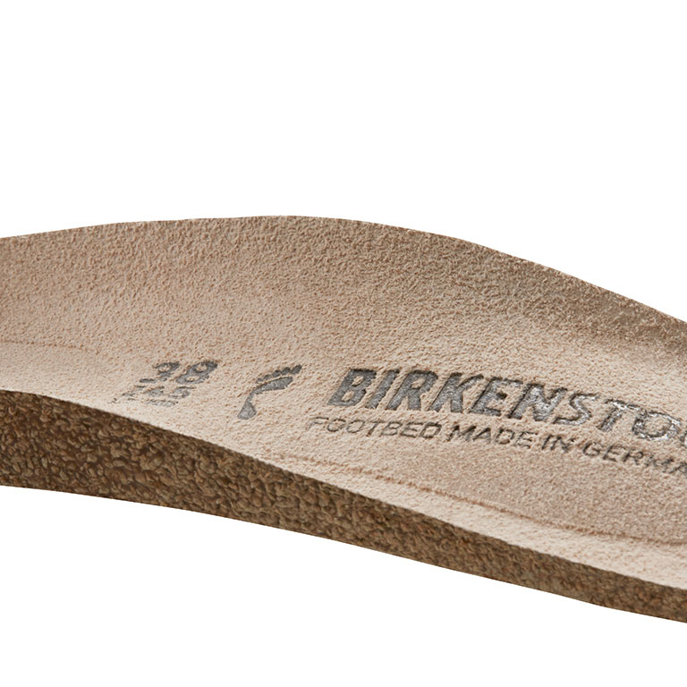 оригиналната подметка Биркенщок на велурен модел - снимка 3