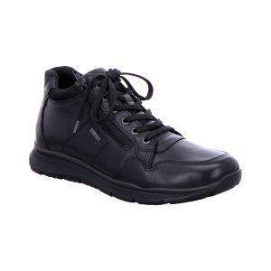 Мъжки спортни обувки от ест. кожа с Gore-Tex мембрана ara 11-24608-01 - снимка 1