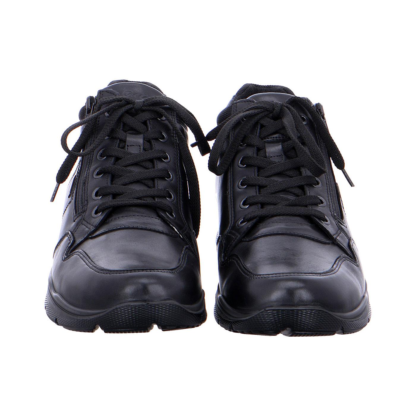 Мъжки спортни обувки от ест. кожа с Gore-Tex мембрана ara 11-24608-01 - снимка 5
