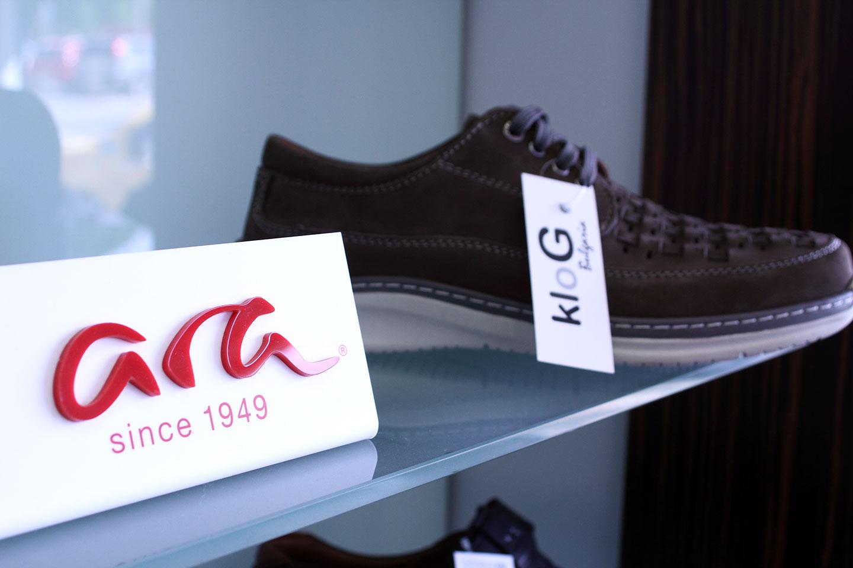 обувки в магазин КЛОГ град София - снимка 17
