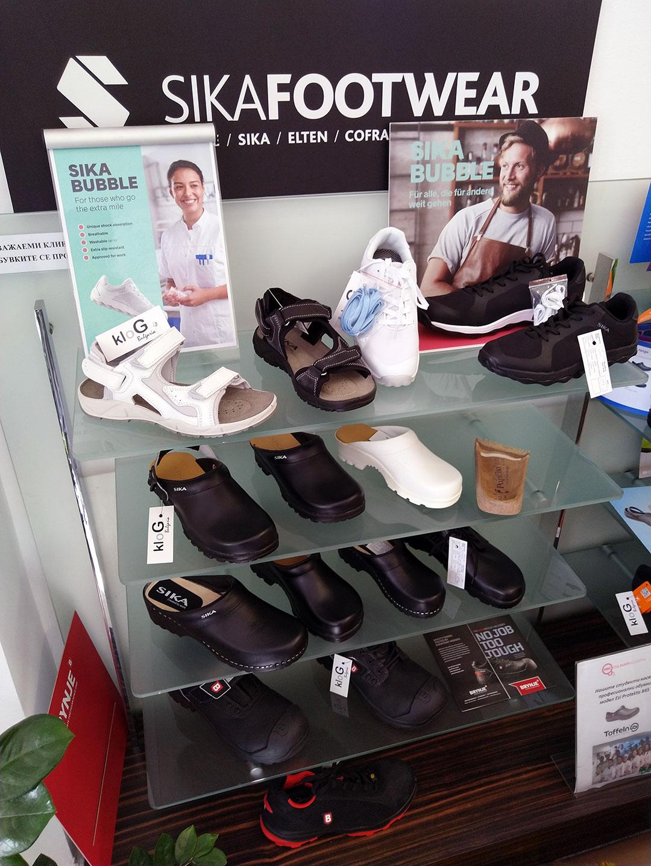 обувки в магазин КЛОГ град София - снимка 24