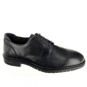 Мъжки черни елегантни обувки ara 11-19401-01 от ест. кожа - снимка 2